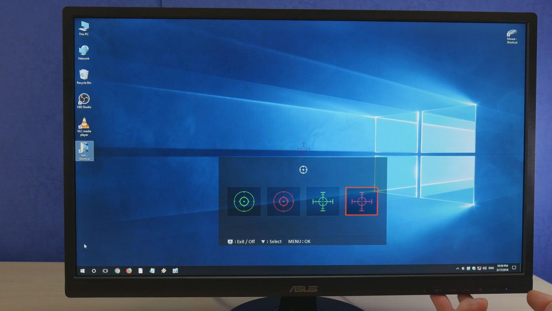 Asus VA249 monitor 6
