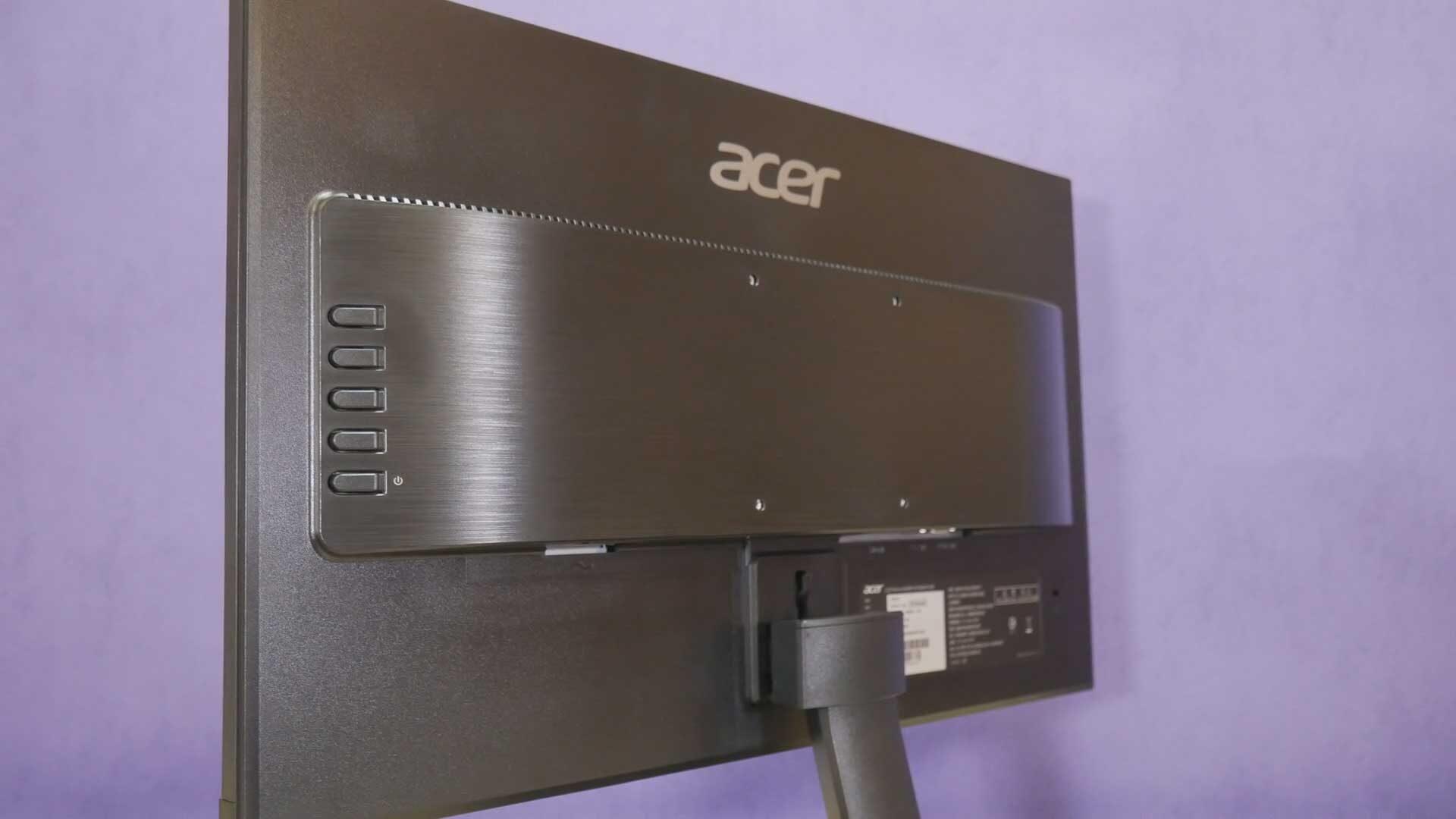 Acer Thin Bezel ET241Y w5
