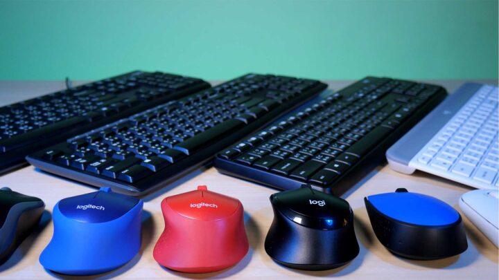 Logitech MK470 MK315 wireless combo MEGA REVIEW