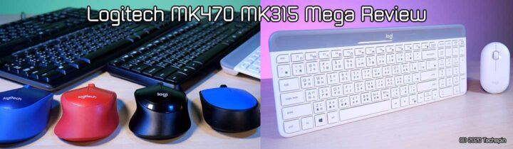 Logitech MK470 MK315