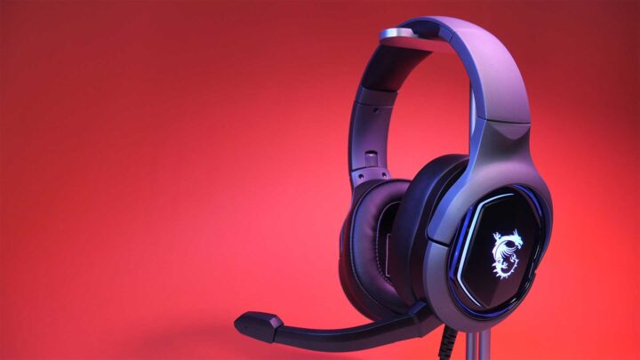 MSI Immerse GH50… Surround and BASS! Excellent performing headset!