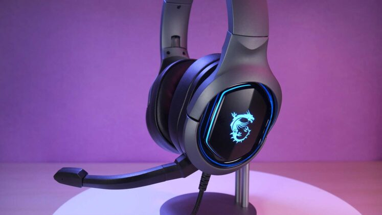 MSI Immerse GH50... Surround and BASS! Excellent performing headset! 1
