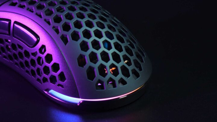 Amazing Ultralight & Precise! Sharkoon Light2 200 gaming mouse