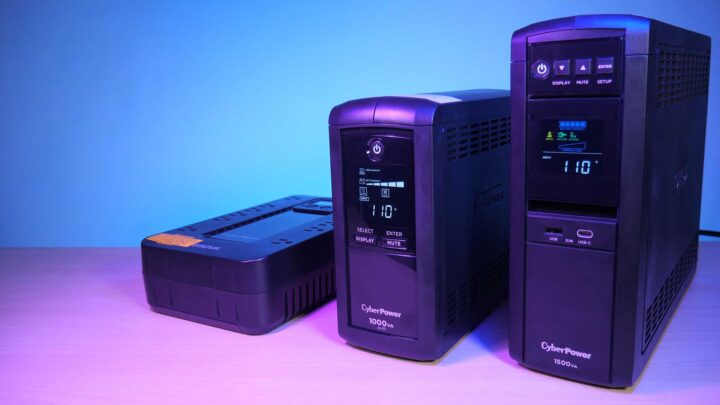UPS Buying Guide; CyberPower EC850LCD, CP1000AVRLCD, CP1500PFCLCD stamina tested!
