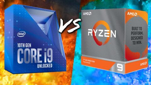 Intel vs AMD- CPU Buying Guide 2020
