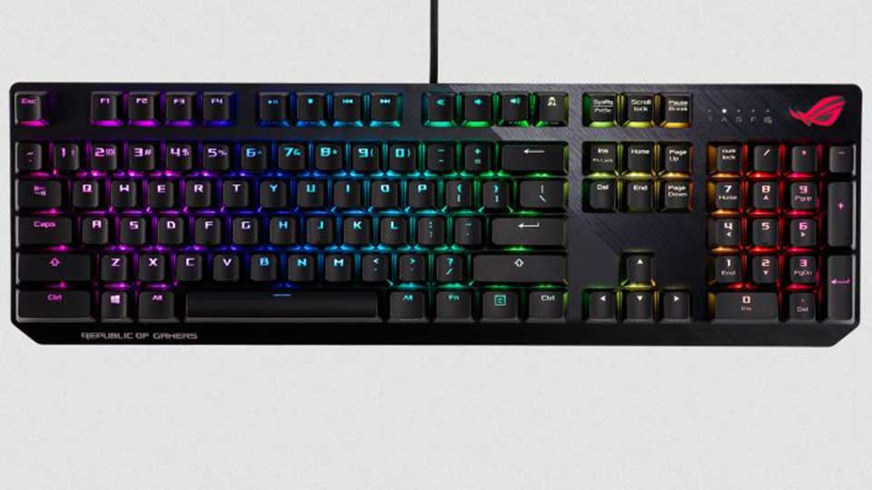 Top 10 Gaming Keyboards 2020, Best Mechanical Techspin Picks! 12