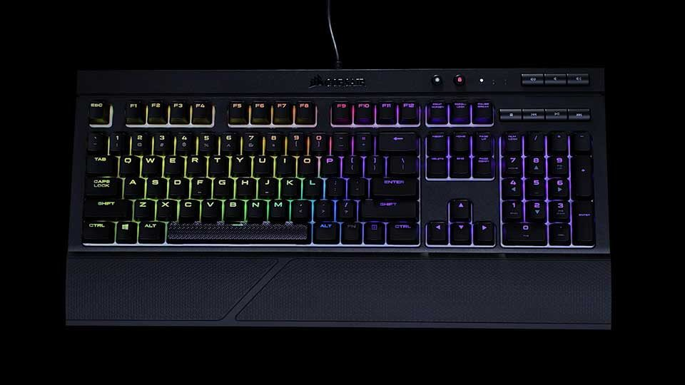 Top 10 Gaming Keyboards 2020, Best Mechanical Techspin Picks! 7
