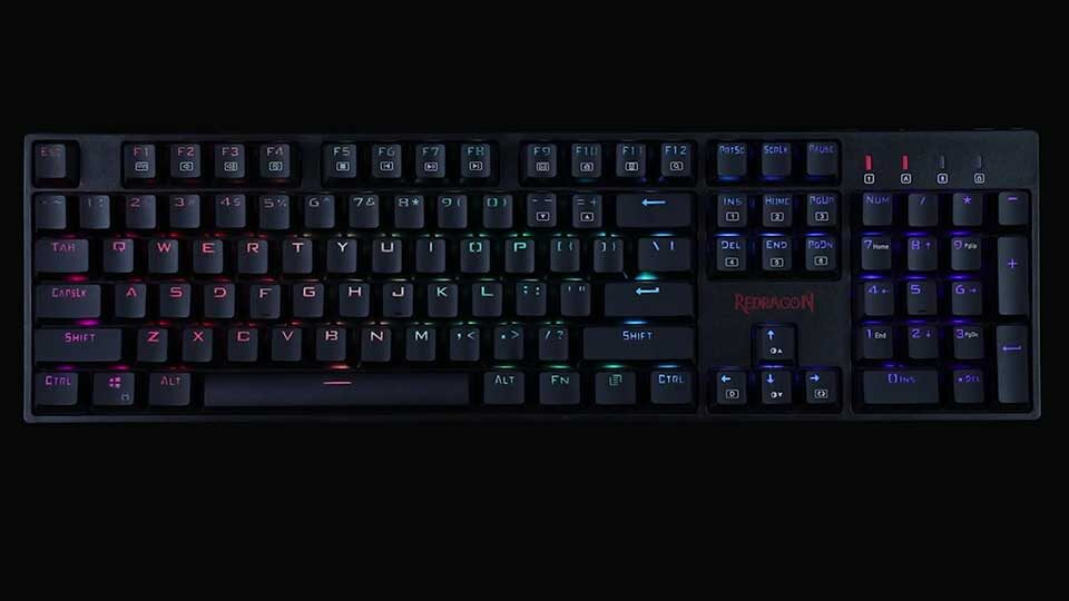 Top 10 Gaming Keyboards 2020, Best Mechanical Techspin Picks! 15