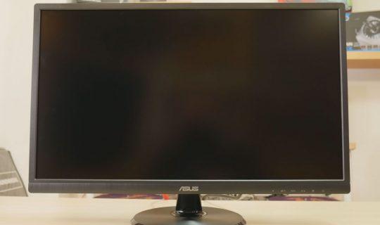 Asus VA249 monitor 1